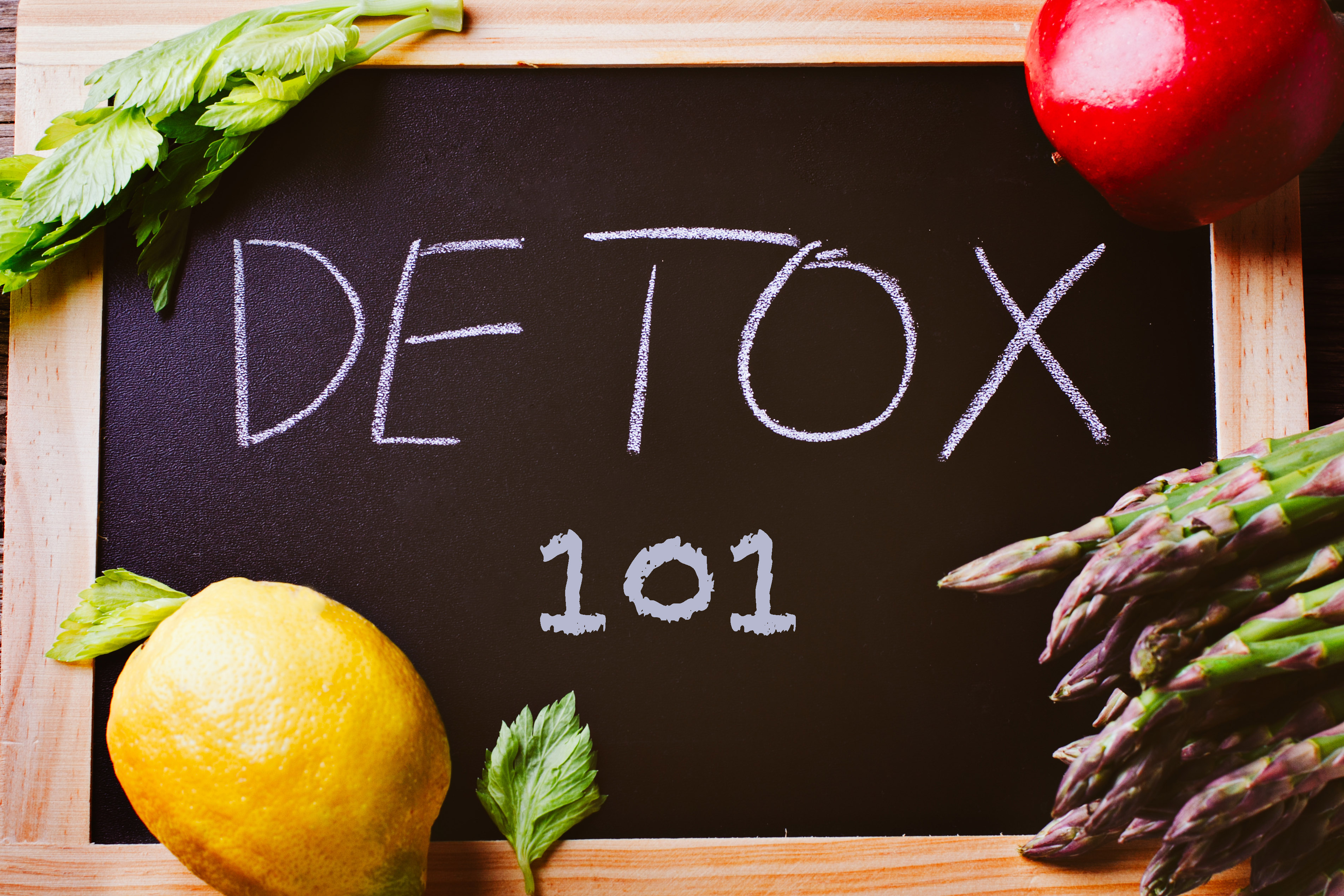 What is a detox and why should I do it?